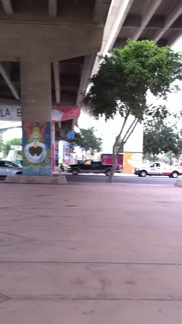short clip of Chicano park