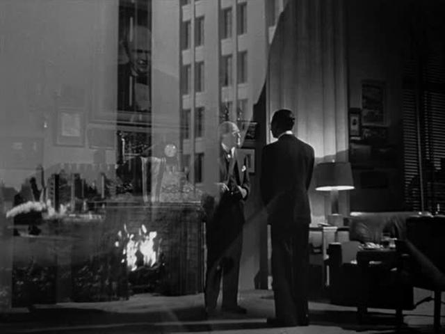 FILM: Citizen Kane - Nursing Home Matte / Rear Projection