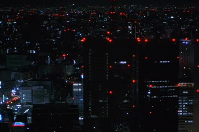 Sound in Lost in Translation (Coppola 2003)