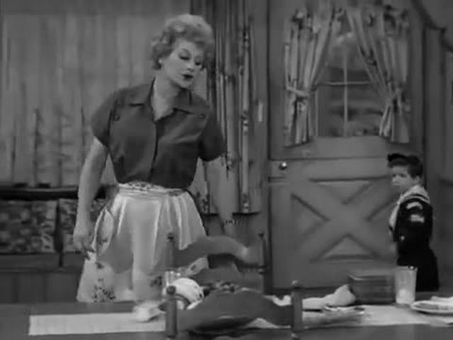 TV Housewives:  Does I Love Lucy have a Feminist Strain?