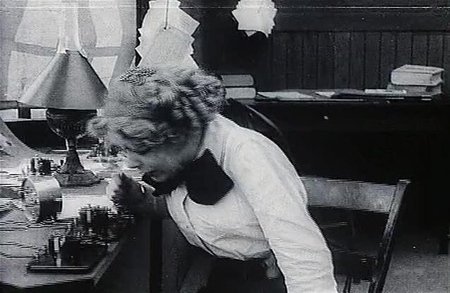 Crosscutting in D.W. Griffith's The Lonedale Operator (1911)