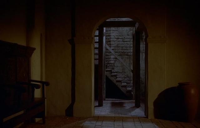 Dolly zoom 2 in Vertigo
