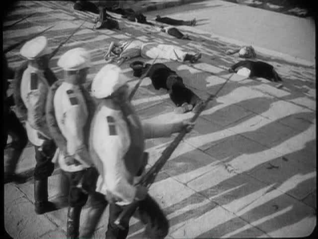 Battleship Potemkin (1925) Odessa Steps