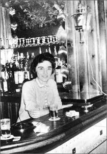 Photo of Kitty Genovese at Ev's Bar