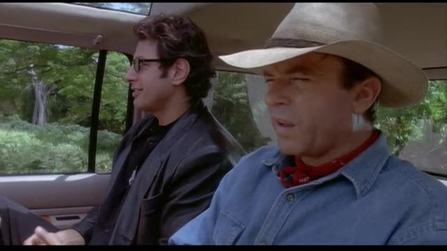 A geek chic explanation of chaos theory in Jurassic Park