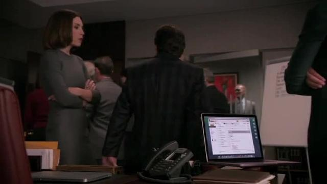 Algorithmic racism on The Good Wife