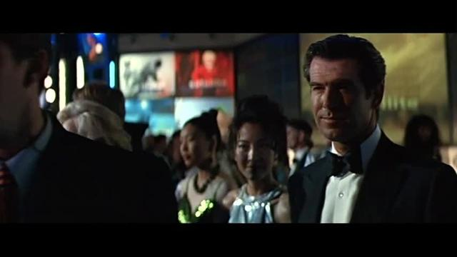 A media mogul seeks absolute power in Tomorrow Never Dies