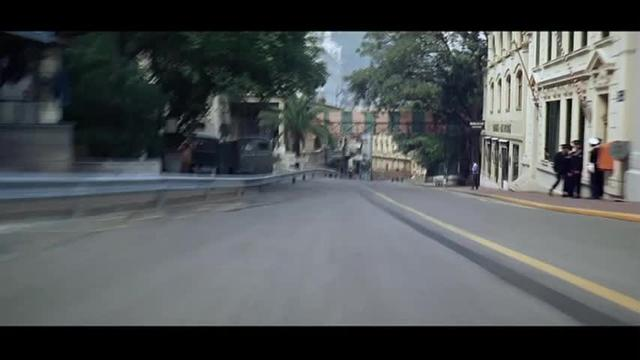 Montage of split screen driving sequences from John Frankenheimer's Grand Prix