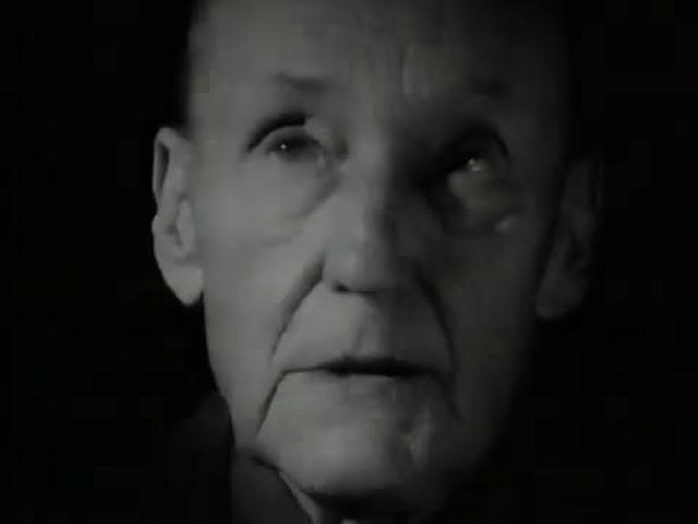 William Burroughs A Thanksgiving Prayer rhetoric of the montage