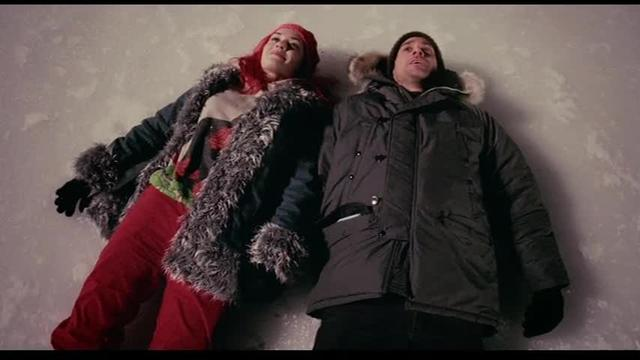 Creepy reality effects in Eternal Sunshine