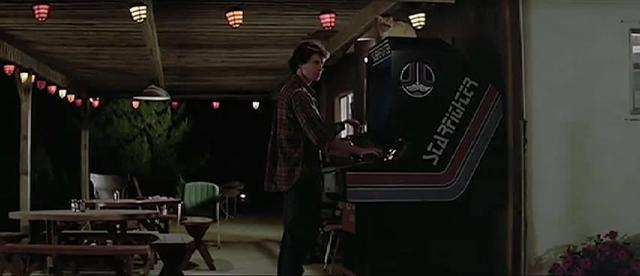 Arcade game record breaking brings intergenerational harmony in The Last Starfighter