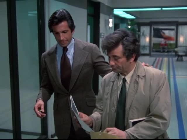 Human instinct vs. computer logic in Columbo