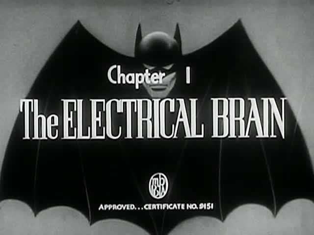 Introduction to The Batman serial
