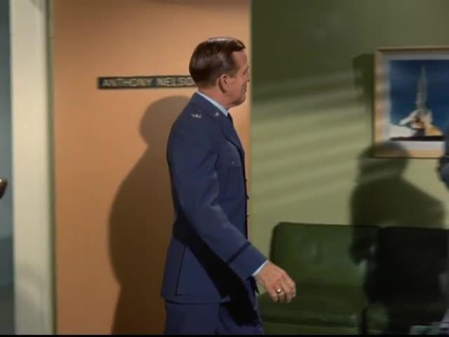 Electronic Rapid Input Computer (ERIC) on I Dream of Jeannie