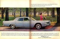 Life Magazine Lincoln Continental ad
