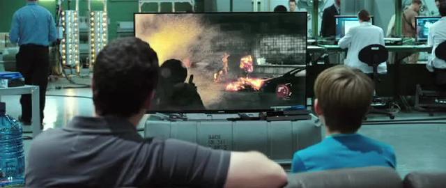 Contrasting generational logics of videogames in Pixels