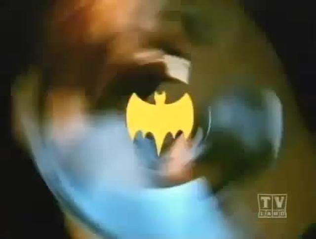 Alphabet soup is used as an interface for the bat computer on TV's Batman