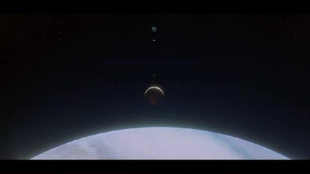 Kubrick 2001 stargate