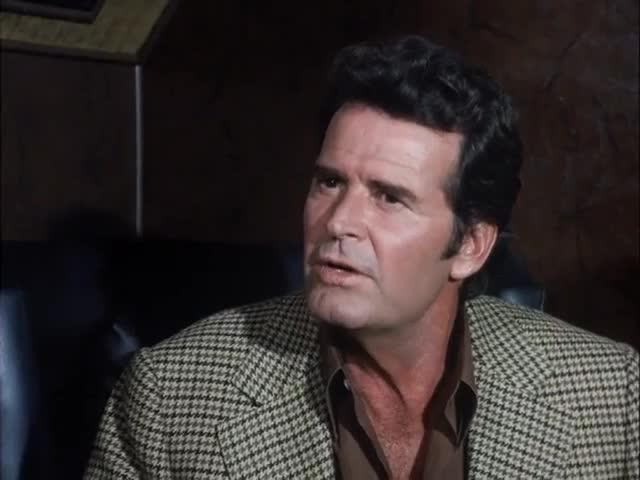 Rockford Files on private information industry
