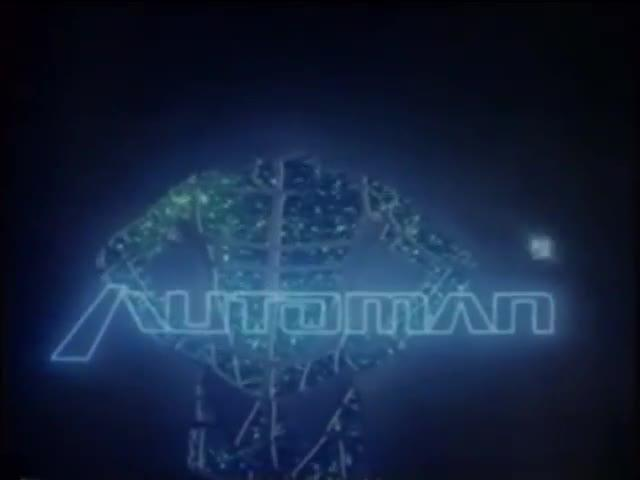 Automan opening titles