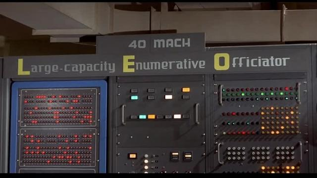 The Large-capacity Enumerative Officiator (LEO) supercomputer is smarter than two dumb guys in How to Frame a Figg