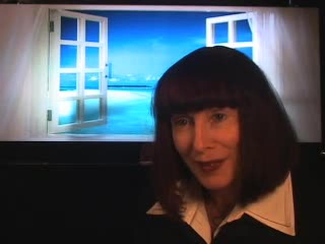 Walkthrough of The Virtual Window Interactive by Anne Friedberg