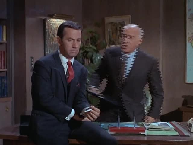 Computerized racism on Get Smart