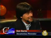 Ken Burns on Colbert Report