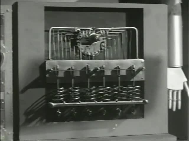 робот Electro