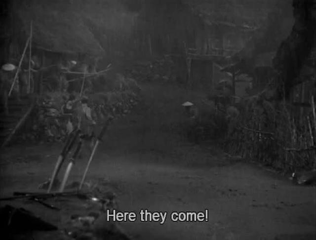 Seven Samurai and Deleuze