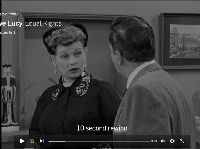 """Equal Rights,"" I Love Lucy"