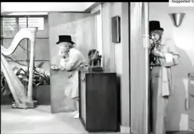 """Lucy and Harpo Marx,"" I Love Lucy"