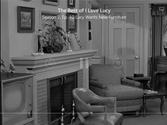 """Lucy Wants New Furniture,"" I Love Lucy"