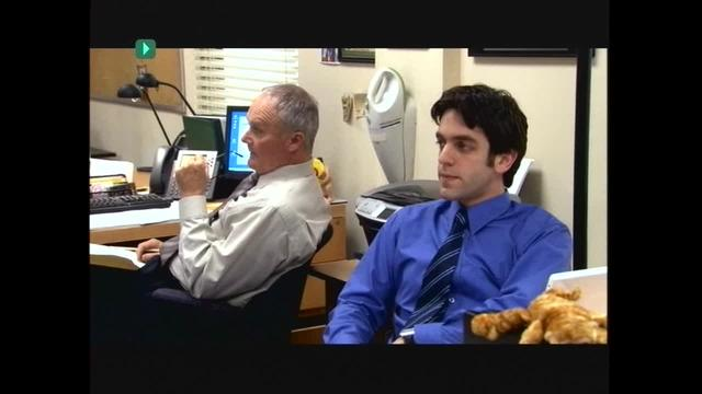 The Office: Camera Anticipation