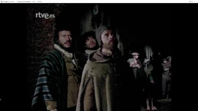 Clip de Cervantes Capítulo 4 - Último intento de fugar