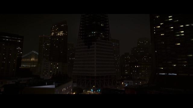 Zodiac (Fincher, 2007) — Transamerica Building Construction Timelapse