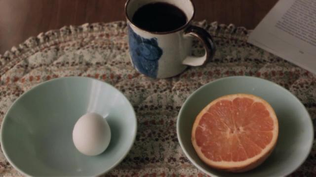 Requiem for a Dream (Aronofsky, 2000) — Eating Breakfast
