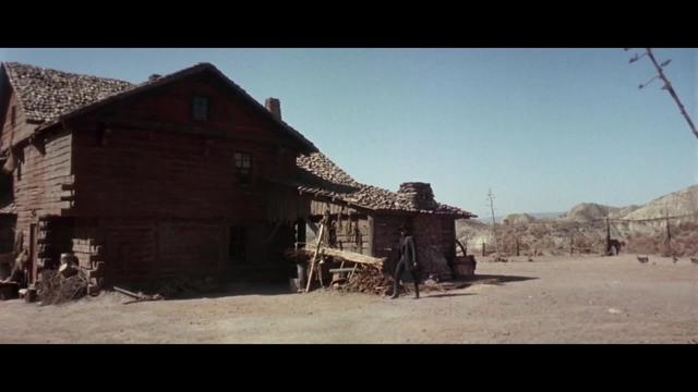 Once Upon a Time in the West (Leone, 1968) — The Harmonica Reveal