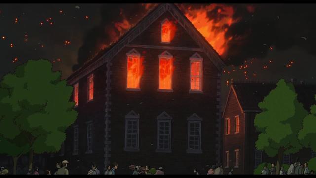 Wind Rises, The (Miyazaki, 2013) — Earthquake Aftermath