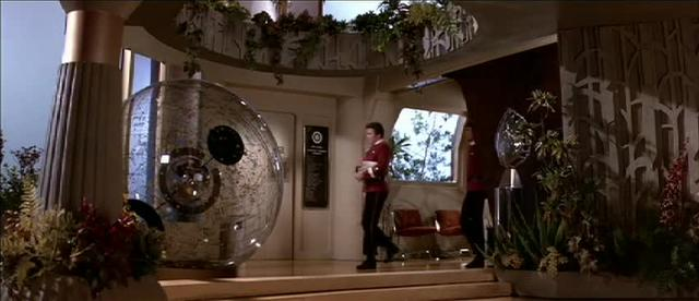 Wrath of Khan - Spock's gift