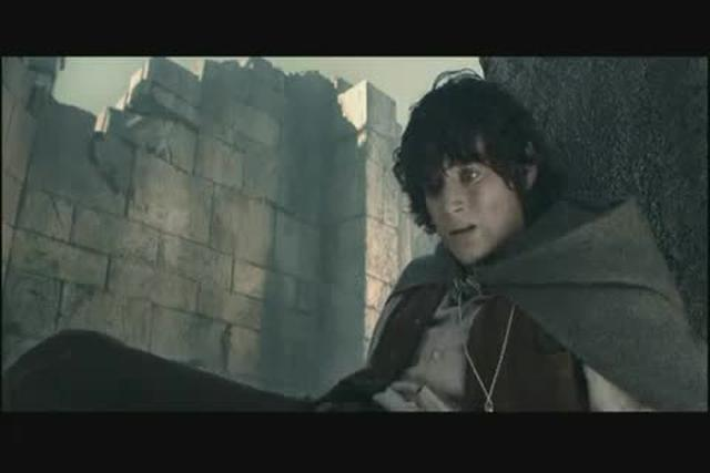Sam's speech to Frodo in 'The Lord of the Rings: The Two Towers'
