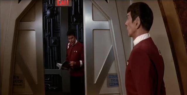Spock's Gift
