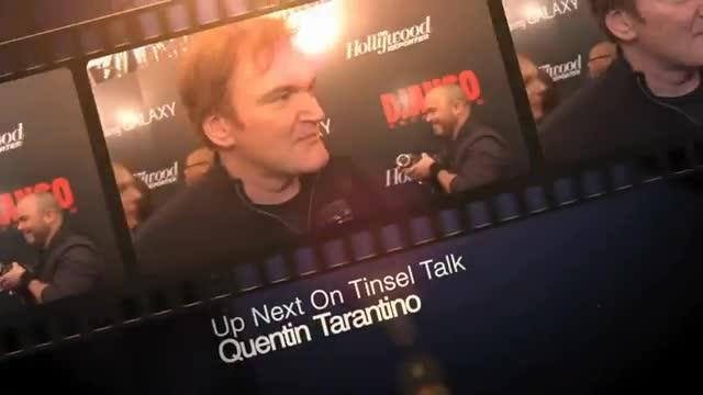 Quentin Tarantino on Violence, the 'N' Word, and Django Unchained