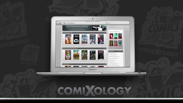 Comixology's Guided View