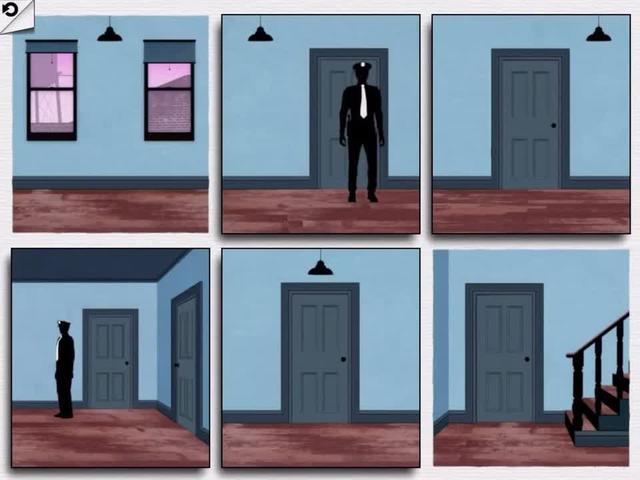 Framed (Door Puzzle)