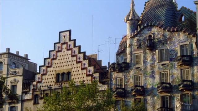 Teshigahara Gaudí Casa Batlló