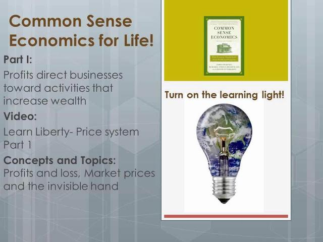 CSE 1.7 Learn Liberty- Price system Part 1