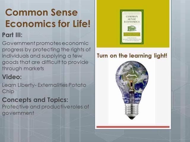 CSE 3.1 Learn Liberty- Externalities potato chip