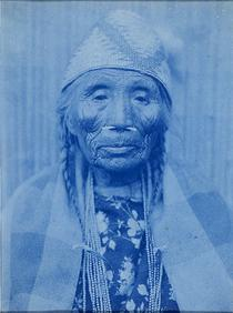 Wishham Female Type Cyanotype