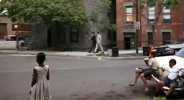 """Medium Cool"" (Wexler, 1969) - Scene with 'Black Militants'"